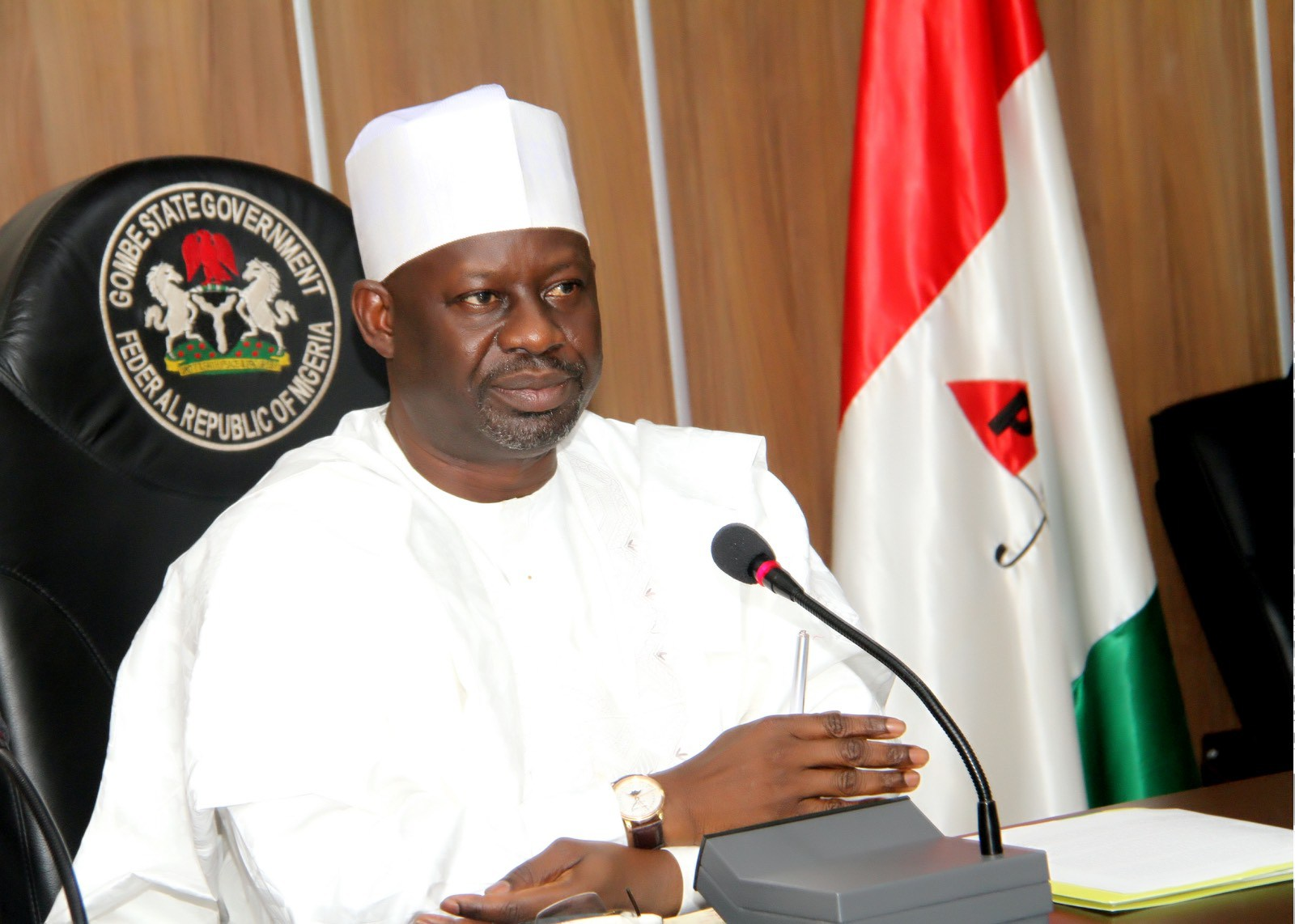 Labour commends Dankwambo on workers welfare