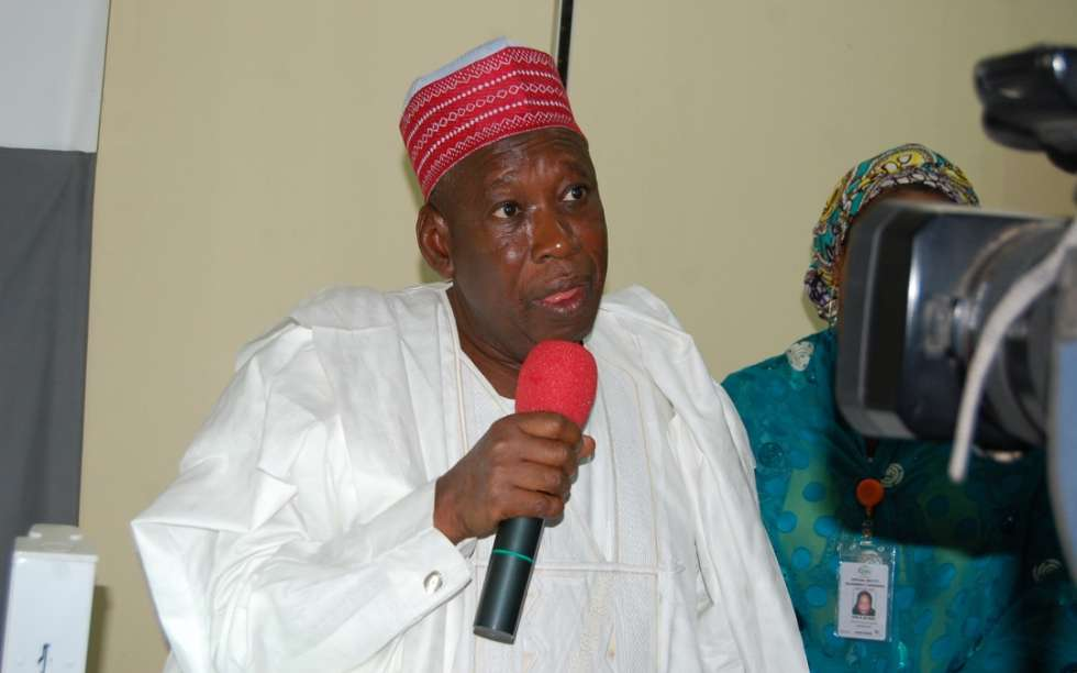 Obasanjo's CNM will not affect APC's fortunes – Gov. Ganduje