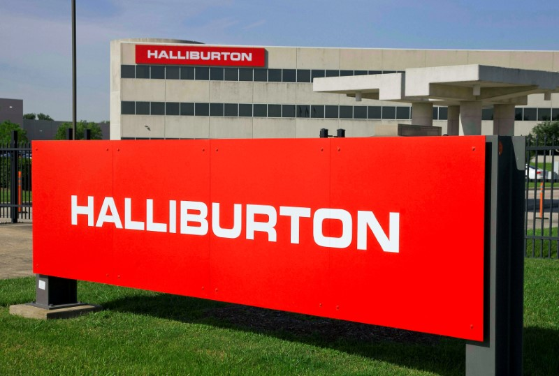 Halliburton posts higher profit on North America demand