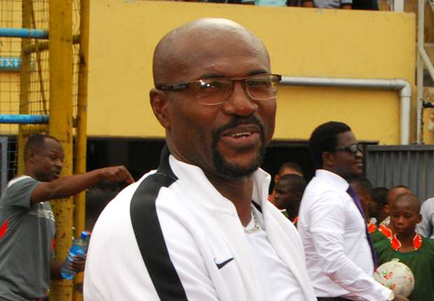 El-Kanemi Warriors make Amapakabo highest paid Coach