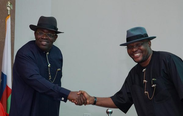 Dickson swears-in Iworiso-Markson as Bayelsa Information Commissioner