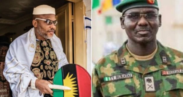 Nnamdi Kanu's family cries out against another Army invasion