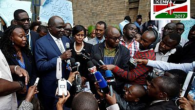 Kenya's electoral body says election will go ahead