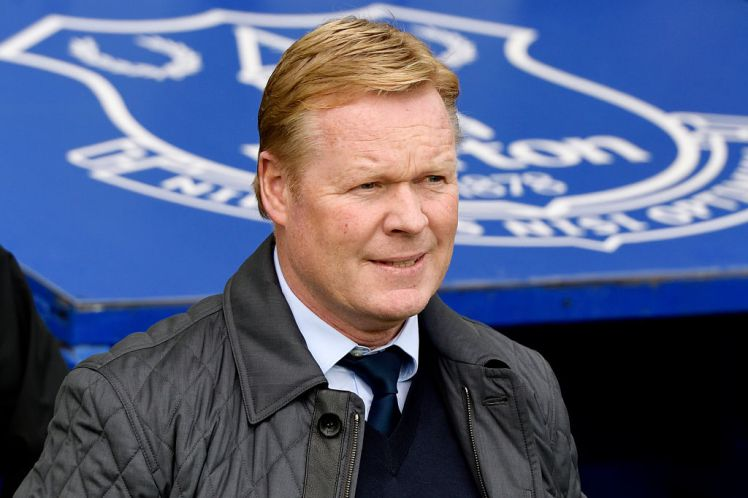 Everton sack Ronald Koeman after 5-2 loss to Arsenal
