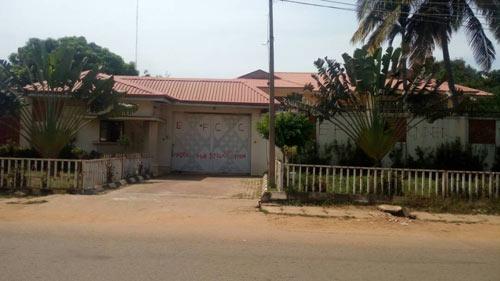 EFCC seals Maina's properties in Kaduna