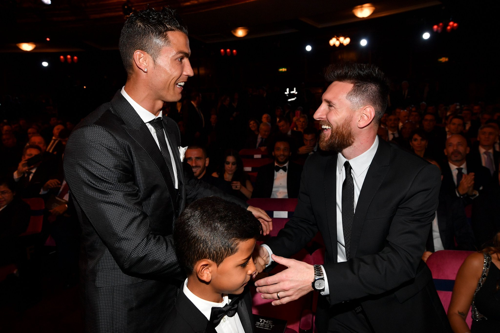 My rivalry with Messi still far from over – Ronaldo