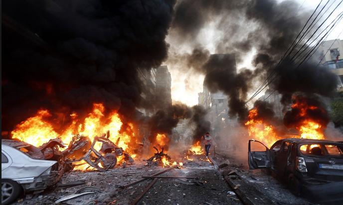 Explosion rocks Muna Garage in Maiduguri