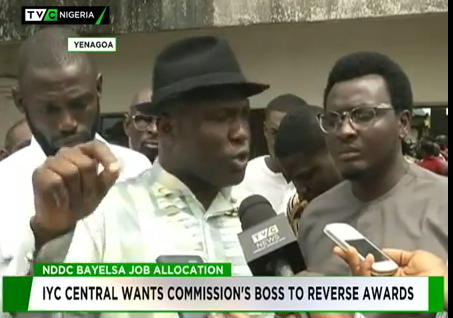 NDDC Job Allocations: IYC Central wants Commission's MD to reverse Awards