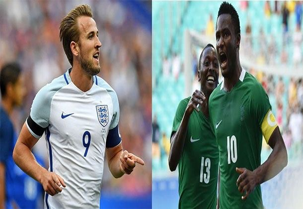 NFF confirms approach from England on Int'l friendly