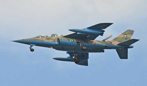 Nigerian Air Force deploys fighter aircraft, troops to Plateau State
