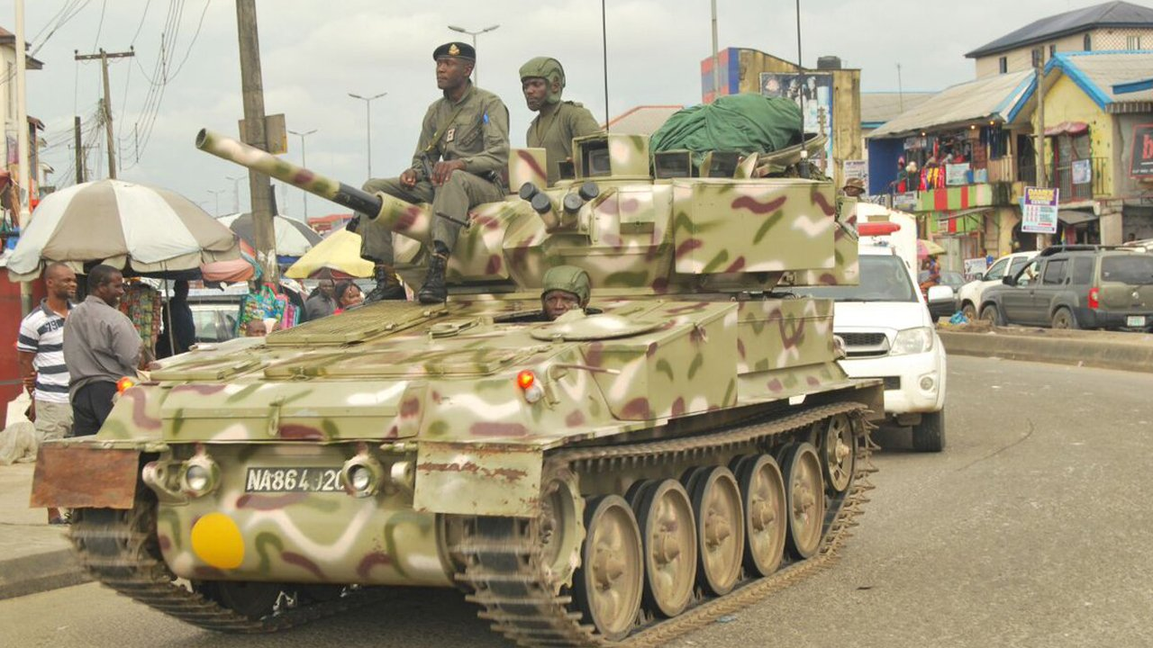 Army launches operation Crocodile Smile 2 in the Niger Delta