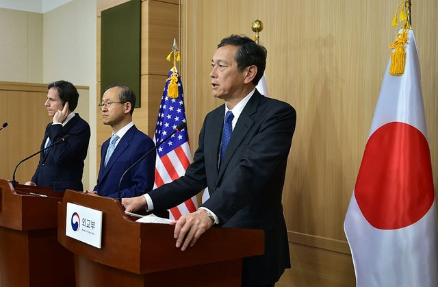 U.S., South Korea and Japan's nuclear envoy meets in Seoul