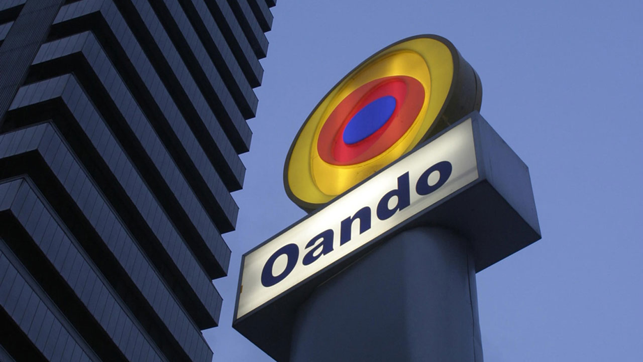 SEC suspends trading on Oando shares