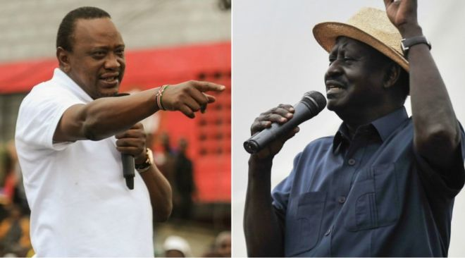 Kenyatta: Rerun elections will go ahead despite Odinga's withdrawal