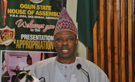Ogun 2018 Budget will focus on Agriculture, Industrialization – Amosun