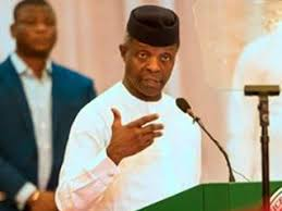 Osinbajo opens up, 50 million Nigerians have no electricity