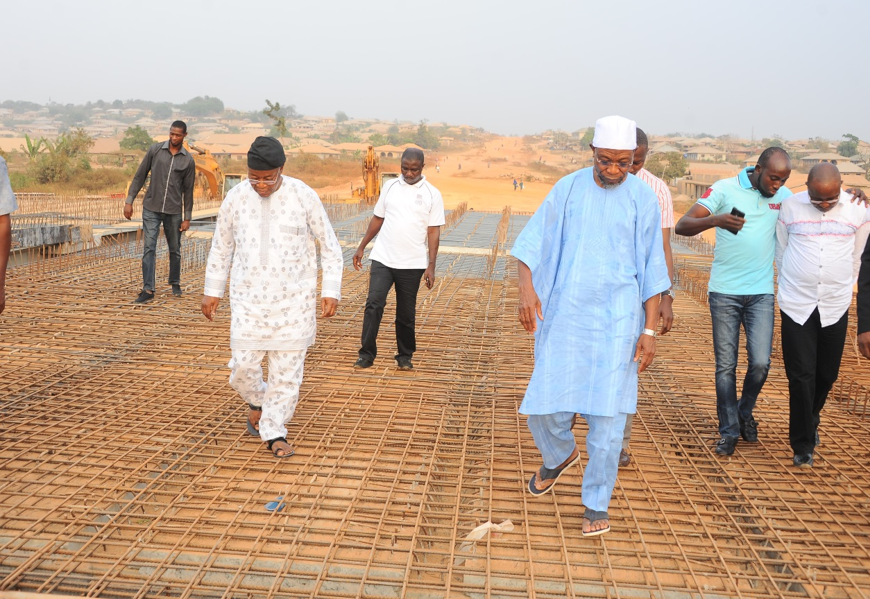 Osun East bye-pass : Govt. expresses satisfaction on work done