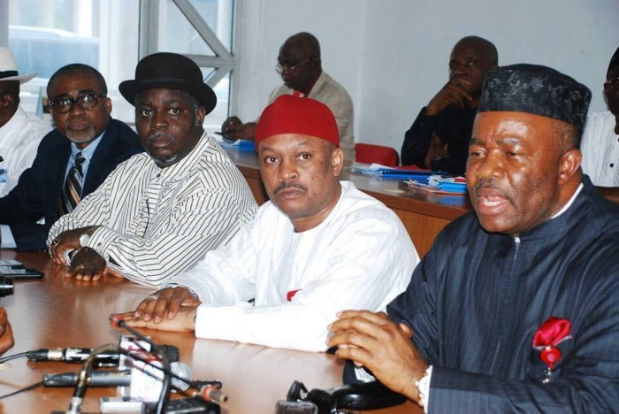 PDP Senate caucus meets, screens chairmanship aspirants in Abuja