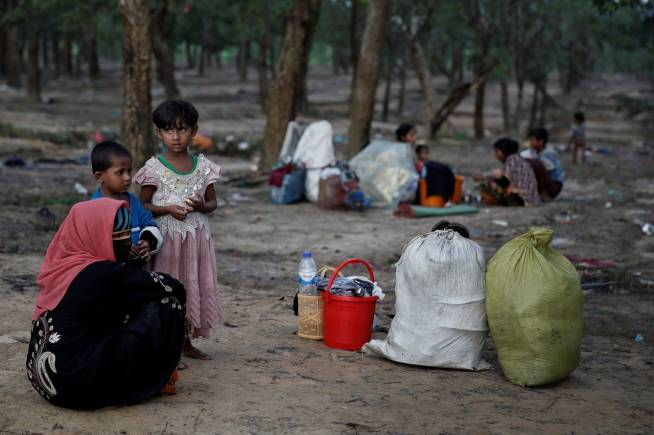 Rohingya refugee children living in poor conditions – UNICEF