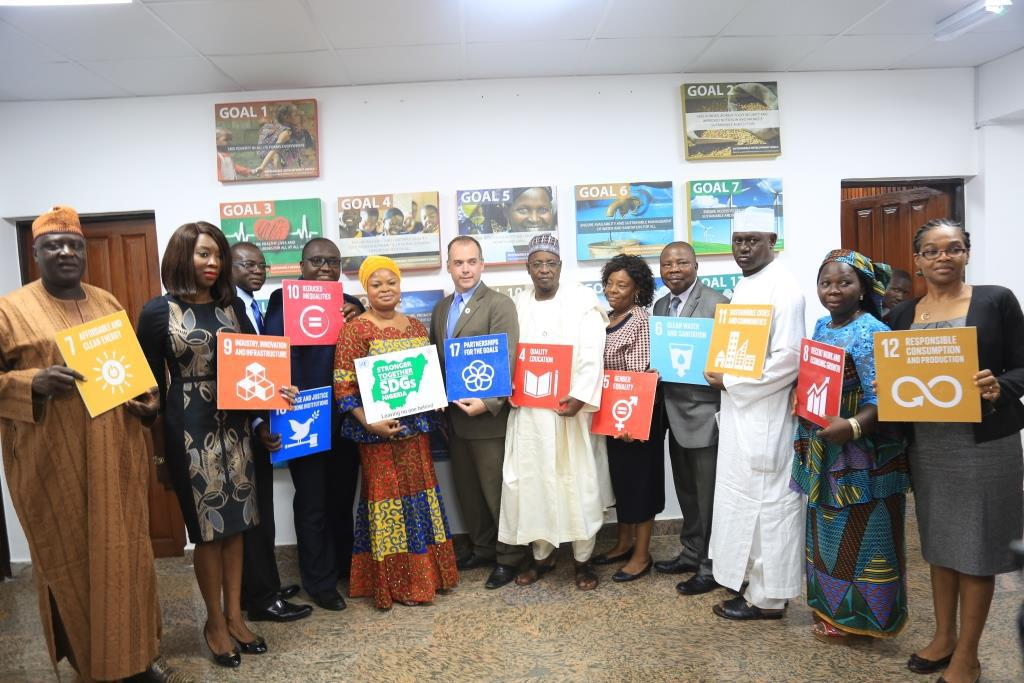 Nigeria marks U.N. Day with commitment to accelerate SDGs implementation