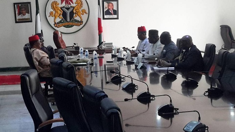 Southeast, South-South governors pledge to work together