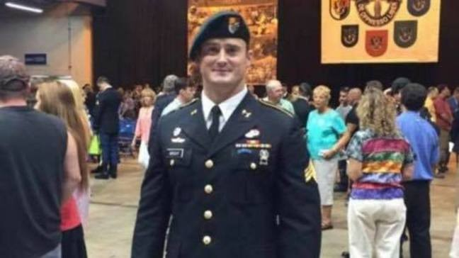 Family, friends honour U.S. Army staff killed in Niger