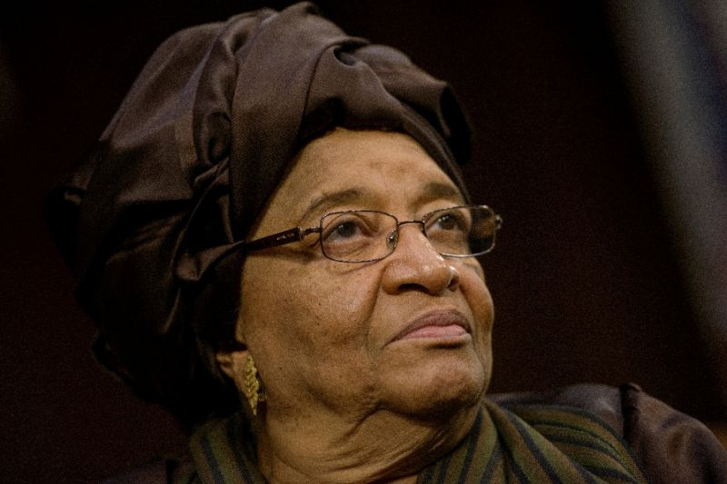 Sirleaf's party accuses her of interference in Presidential election