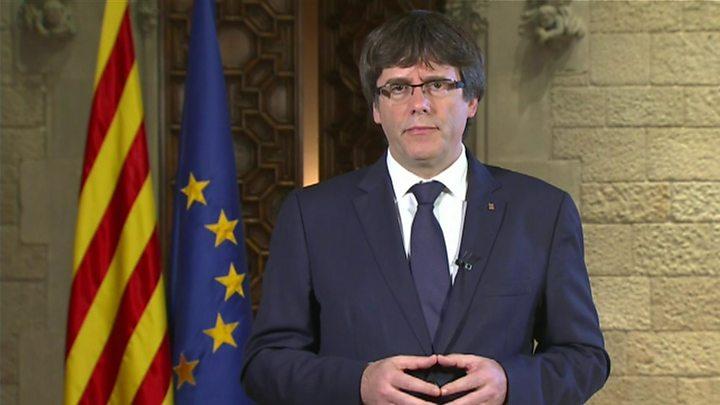 Spanish FM denies Coup d'etat claims by regional leaders