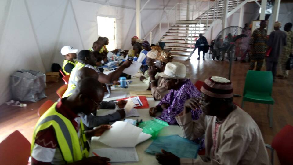 Ogun Pensioners commend State Govt on verification exercise