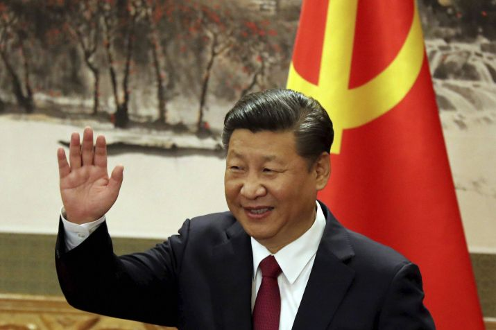 China's Communist Party okays second five-year term for XI