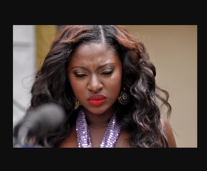 Yvonne Jegede shuns miscarriage rumours