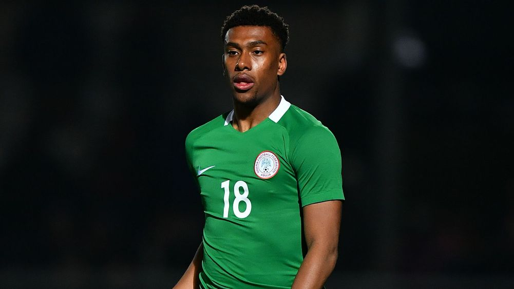 2018 FIFA World Cup : Alex Iwobi fires Nigeria to Russia 2018