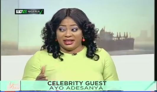 Sexual relationship with Pasuma: No comment, because I have a serious relationship already – Actress Ayo Adesanya
