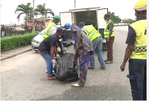 LASEMA recovers body of man who jumped into Lagoon