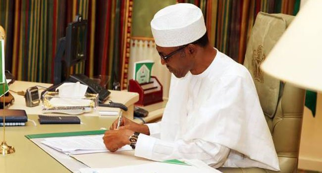 A Bill establishing FUPRE has been signed into law by President Buhari