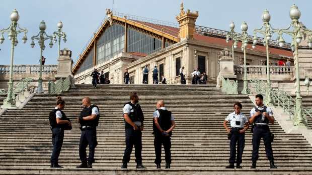 Two killed at Marseille train station, assailant shot dead by Police