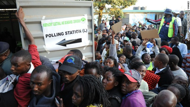Three dead as results from Kenya's presidential rerun trickle in