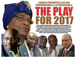 Liberians vote to elect Ellen Sirleaf Johnson's successor