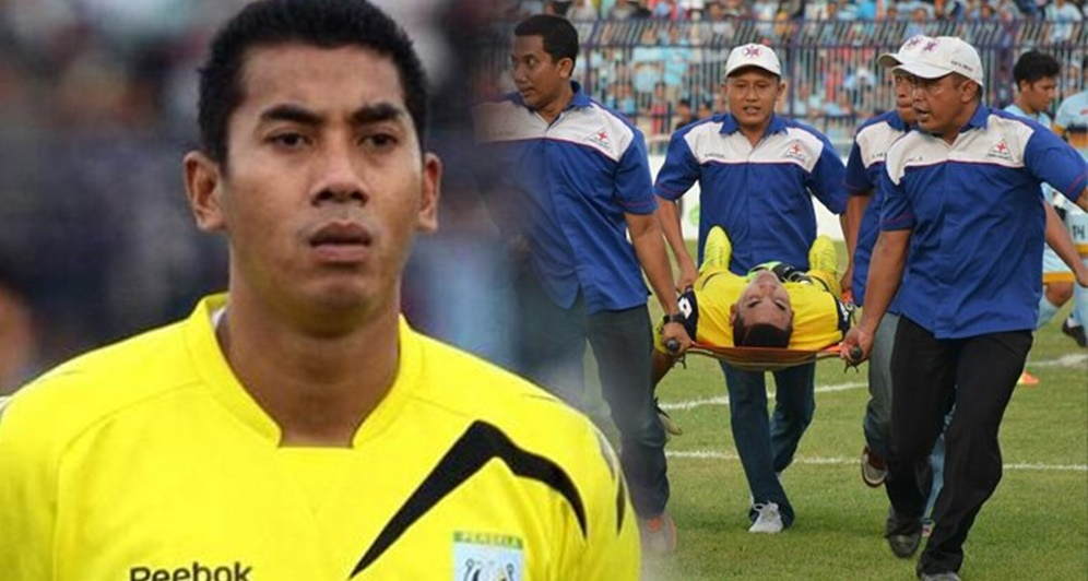 Goalkeeper dies after on-pitch collision with teammate