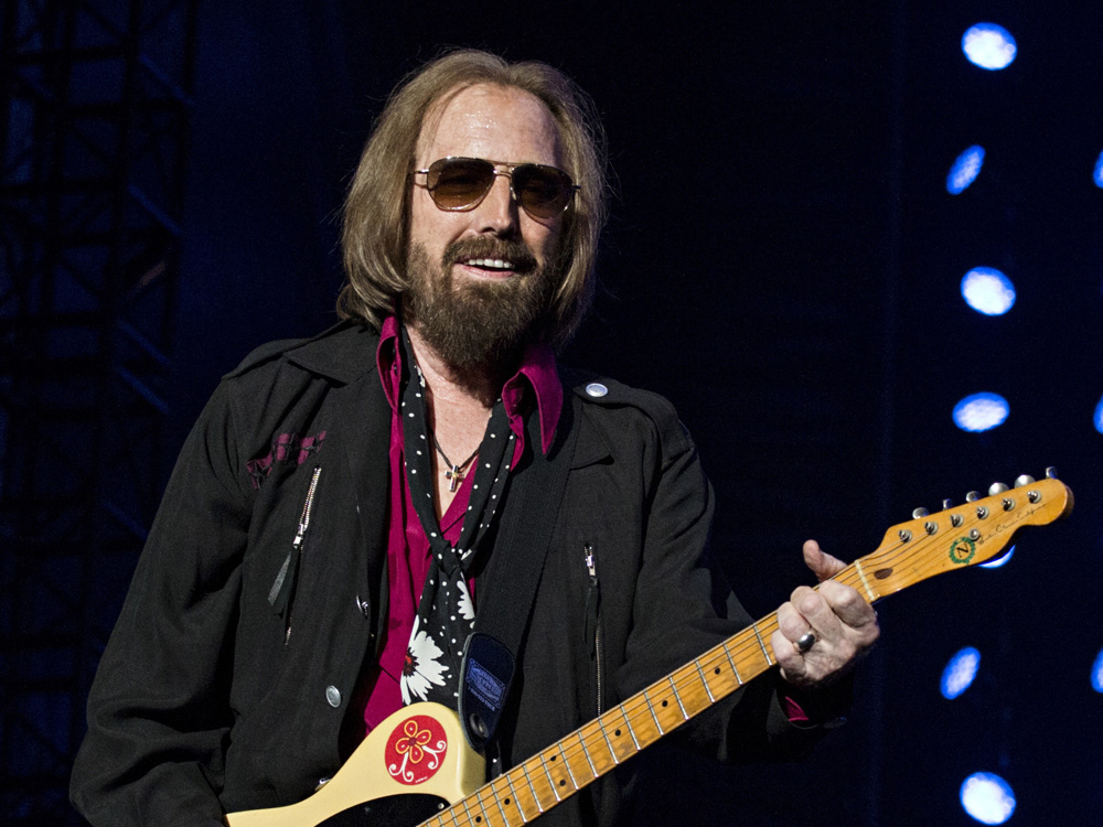 Rock legend: Tom Petty, dies at 66