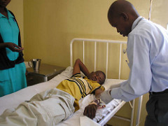 Malaria patients give off a distinctive 'Breath-Print'