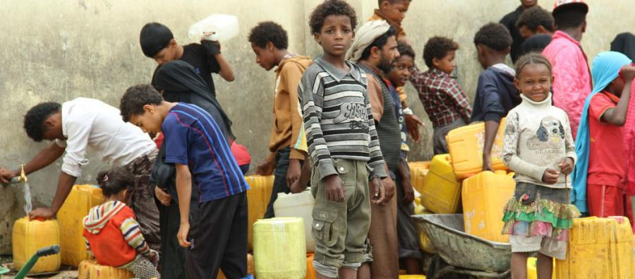 2.5 million Yemenis now lack access to clean water – Red Cross