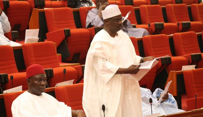 Senate asks Senator Ndume to resume Wednesday