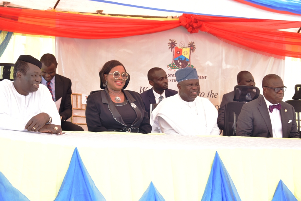 Ambode inaugurates Oil Producing Area Community Relations in Badagry
