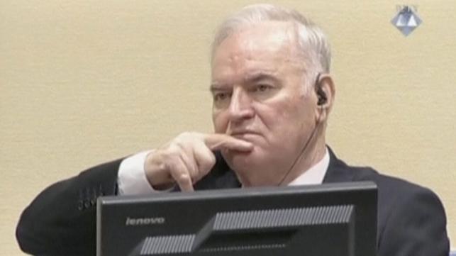 Ex-Bosnian Serb commander Ratko Mladic jailed for life