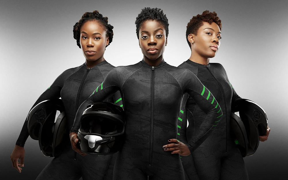 Nigeria's female bobsled team makes Winter Olympics history