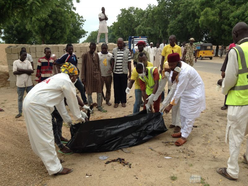 18 killed, 29 injured in Borno multiple blasts