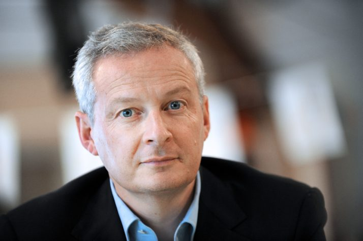 Euro zone must press ahead with integration now: France's Le Maire
