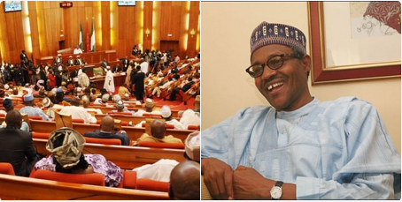 Breaking: Senate approves Buhari's $5.5bn loan request