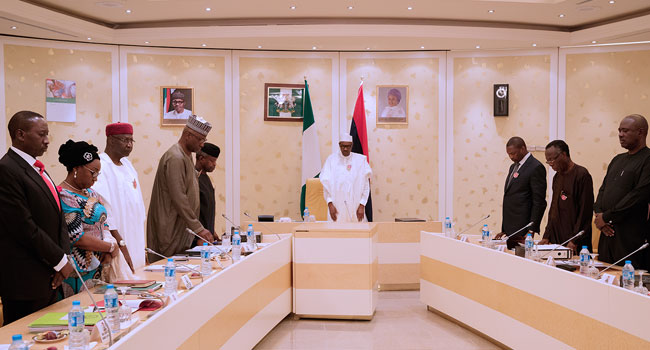 Buhari inaugurates Committee to audit recovered loot